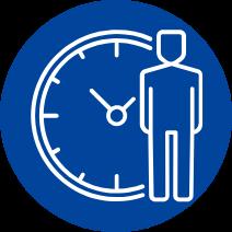 長時間残業をなくして職場環境を改善できる